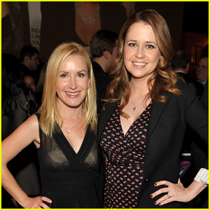 'The Office' Stars Jenna Fischer & Angela Kinsey Are Starting an 'Office' Podcast!