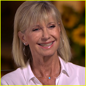 Olivia Newton-John Opens Up About Her Third Breast Cancer Battle - Watch
