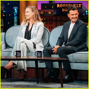 Orlando Bloom Reveals He Adopted A Pet Snake To Overcome Fear - Watch!