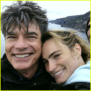 Peter Gallagher Promotes Daughter Kathryn's Broadway Show with Sweetest Post Ever