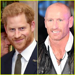 Prince Harry Praises Former Rugby Star Gareth Thomas for Coming Out as HIV+