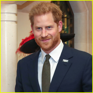 Prince Harry Recalls the 'Worst Speech' He's Ever Given