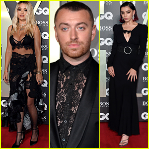 Rita Ora, Sam Smith & Charli XCX Attend the GQ Men of the Year Awards 2019