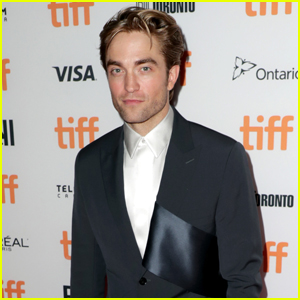 Robert Pattinson Attends 'The Lighthouse' Premiere at TIFF 2019