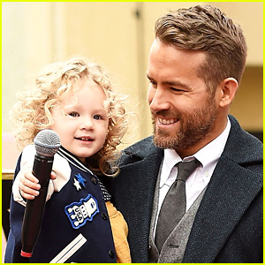 Ryan Reynolds Reveals How He Tricks His Kids Into Thinking They're Watching 'Deadpool'