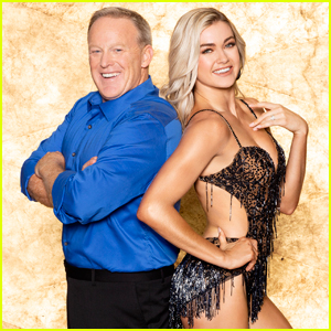 Sean Spicer Spices Up 'DWTS' Week 1 With a Salsa - Watch Now!