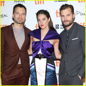 Shailene Woodley Joins Sebastian Stan & Jamie Dornan at 'Endings, Beginnings' Premiere at TIFF 2019