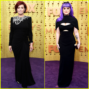 Sharon Osbourne Hits Emmys 2019 After Revealing Her Plastic Surgery Results!