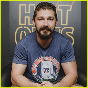 Shia LaBeouf Sheds Tears During the 'Hot Ones' Spicy Wing Challenge - Watch!