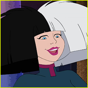 Sia Stars on 'Scooby-Doo & Guess Who?' - Watch Now!