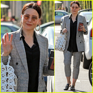 Sophia Bush Enjoys an Afternoon of Shopping in Beverly Hills