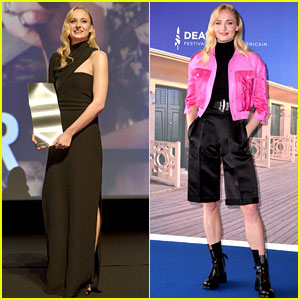 Sophie Turner Receives a Special Honor at Deauville Film Fest!