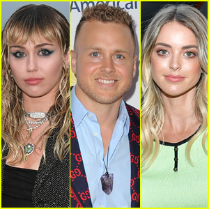 Spencer Pratt Calls Out Kaitlynn Carter & Miley Cyrus' Relationship