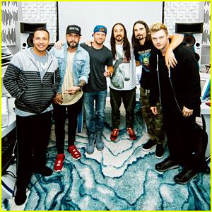 Steve Aoki & Backstreet Boys: 'Let It Be Me' Stream, Lyrics