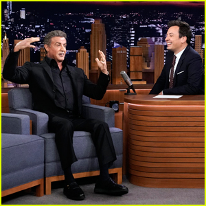Sylvester Stallone Tells 'Fallon' Why He Really 'Hated' Dolph Lundgren When Casting 'Rocky IV'