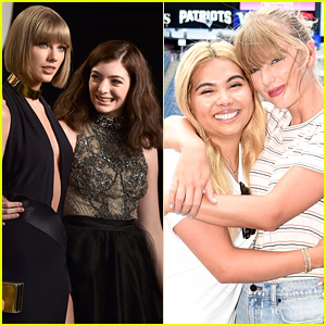 Taylor Swift Reveals Lorde & Hayley Kiyoko Friendships Happened After They Publicly Criticized Her