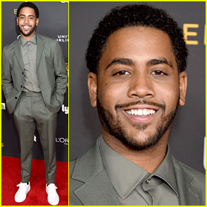 When They See Us' Jharrel Jerome Joins More Nominees at Television Academy Event!