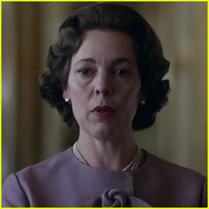 Olivia Colman Is Queen Elizabeth in 'The Crown' Season 3 Teaser Trailer - Watch!