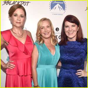 'The Office' Stars Jenna Fischer, Angela Kinsey, & Kate Flannery Reunite at Thirst Gala 2019!