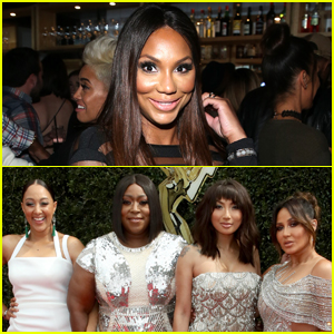 'The Real' Ladies Respond After Tamar Braxton Accuses Them of Inviting Her Back as a 'Marketing Tool'