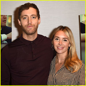 Thomas Middleditch & Wife Mollie Gates Are Swingers