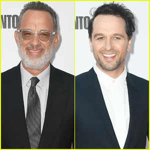 Tom Hanks & Matthew Rhys Premiere 'A Beautiful Day in the Neighborhood' at TIFF 209