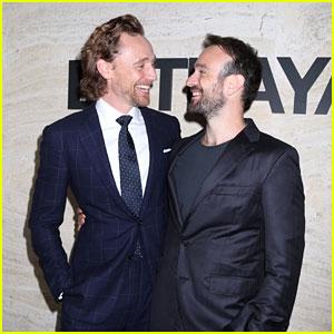 Tom Hiddleston & Charlie Cox Celebrate Broadway Debuts at 'Betrayal' Opening Night!