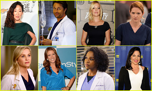Which 'Grey's Anatomy' Star Do You Want to Return in Season 16? Vote Now!