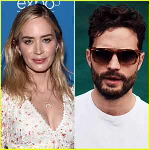 Emily Blunt to Play Jamie Dornan's Lover in 'Wild Mountain Thyme'!