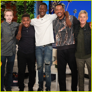 Will Smith Surprises High School Students for Their Viral Act of Kindness - Watch Now!
