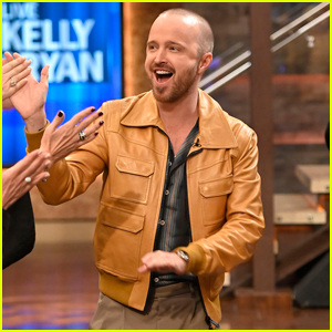 Aaron Paul Explains the Unexpected Way He Got a 'Breaking Bad' Costume For His Daughter