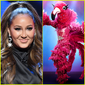 Is Adrienne Bailon the Flamingo on 'The Masked Singer'? She Says...