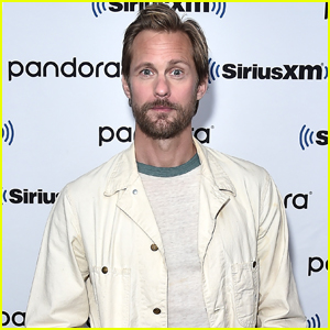 Alexander Skarsgard Spills on His New Stephen King Series 'The Stand'