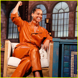 Alicia Keys Takes 'Kimmel' Audience To Tidal X Rock the Vote Concert - Watch Here!