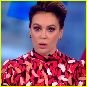 Alyssa Milano Explains Why She Shared Her #MeToo 25 Years Later