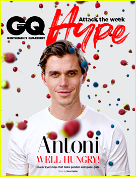 Queer Eye's Antoni Porowski on His Sexuality: 'I Kind of Like Not Knowing'