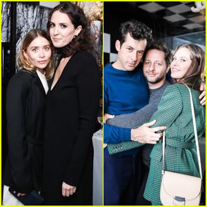 Ashley Olsen, Mark Ronson & More Celebrate 'W's The New Originals Issue!