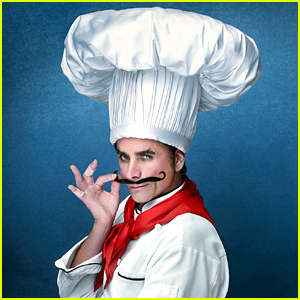 John Stamos Embodies Chef Louis In New Promo Pics For 'The Little Mermaid Live!'