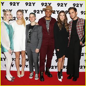 Ben Platt & 'The Politician' Cast Tease Season Two in NYC!