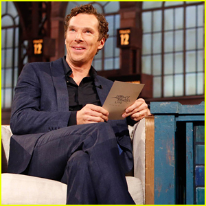 Benedict Cumberbatch Shows Off His Brooklyn Accent While Reading Yelp Review on 'Kimmel' - Watch Here!