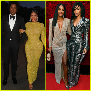 Beyonce & Jay-Z Step Out for Opening of Tyler Perry Studios Grand Opening!