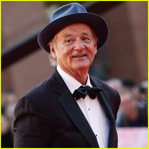 Bill Murray is Honored with Lifetime Achievement Award at Rome Film Festival!