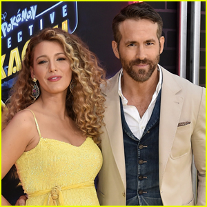 Blake Lively & Ryan Reynolds Reportedly Welcome Third Child!