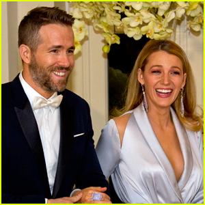 Blake Lively Trolls Husband Ryan Reynolds on His Birthday!