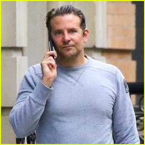 Bradley Cooper Strolls Around NYC After Philadelphia Eagles Game