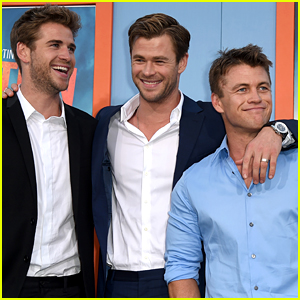 Chris Hemsworth Dream Casts His Brothers as Marvel Superheroes!