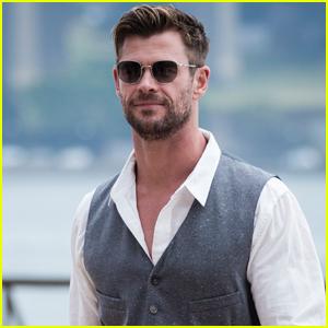 Chris Hemsworth Attends Tourism Australia Campaign Event in Sydney!