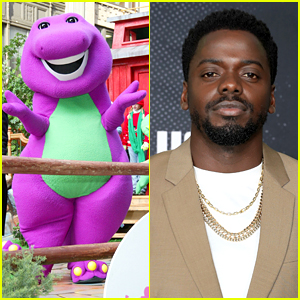 Daniel Kaluuya & Mattel Producing a 'Barney' Movie!