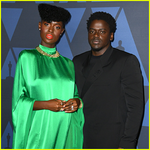 Queen & Slim's Daniel Kaluuya & Jodie Turner-Smith Step Out for Governors Awards 2019!