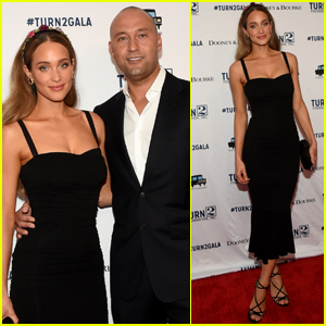 Derek Jeter Talks Raising Two Daughters with Wife Hannah!